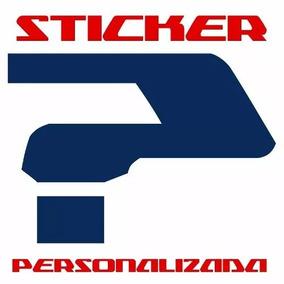 Sticker - Calcomania - Vinil - Diseño Personalizado Custom