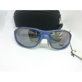 Lente Azul Metalico C/ Soporte Desmontable P/graduar