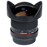 Rokinon Lente 8mm F/3.5 Hd Fisheye Nikon Para-sol Removivel