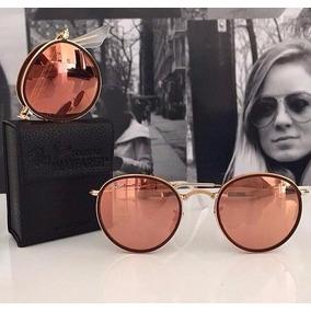 6647ba24262b8 Oculos Rayban Rose Original - Óculos no Mercado Livre Brasil