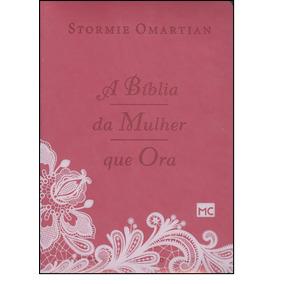 Bíblia Da Mulher Que Ora, A - Box Cristal