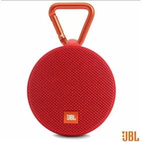 Caixa Som Bluetooth Jbl Clip 2 Potência 3w Vermelha Clip2