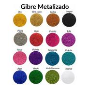 Gibre Glitter Purpurina Por Kg. Colores Metalizados Gibre