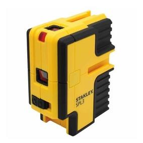 Nivel Laser Stanley Spl3 Autonivelante 3 Puntos 30m 77342