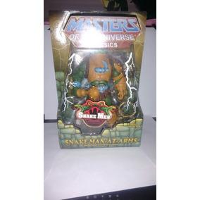 Snake Man-at-arms Motuc Mattel