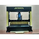 Dobladora/plegadora De Chapa Manual Herrox P/doblar 3,2mm