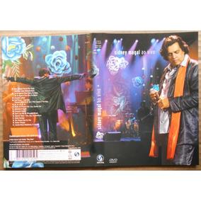 Sidney Magal Dvd Original Nacional Usado Ao Vivo