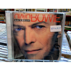 Cd David Bowie Black Tie Noise White Importado Original