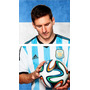 Messi Argentina Cuadros Dípticos Moderno Futbol