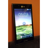 Telefono Celular Lg Optimus L7 P705 Liberado - Impecable!