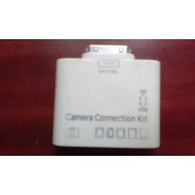 Kit De Coneccion 5+1 Camara Y Memorias Para Ipad 1 2 Y 3.