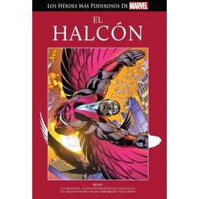 Coleccion Salvat Marvel Heroes: El Halcon