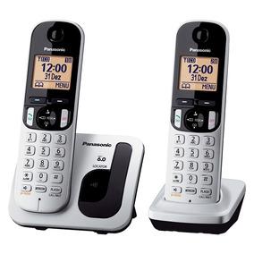 Telefone Sem Fio Identificador De Chamada, Ramal - Panasonic