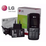 Celular Lg B220 2 Chipes Fm Lanterna Aceita Antena Rural