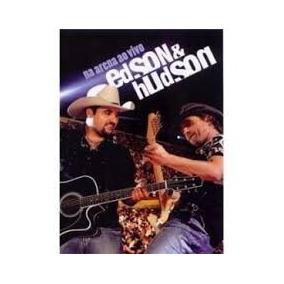 Ddvd + Cd Edson & Hudson - A Arena - Ao Vivo
