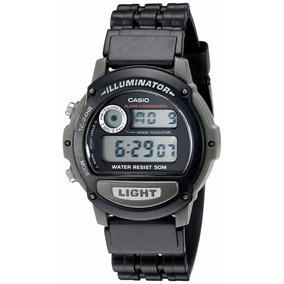 Casio W87 H-1vh Illuminator Sport Alarma Cronógrafo Reloj 24