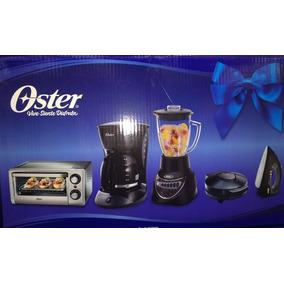 Combo Oster 5 Electrodomésticos Negro Envio Gratis