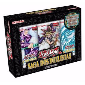 Yu-gi-oh! Caixa Saga Dos Duelistas 15 Cartas Ultra Raras