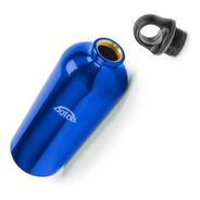 Botella De Aluminio Doite 600cc + Funda Neoprene + Mosqueton