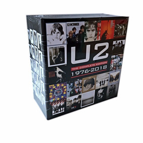 Box U2 The Complete Edition 1976-2018 (22 Cds) Lacrado Impor