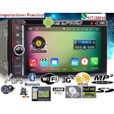 Autoradio Android 7 Hd,gps Wifi, Link Mirror, Bt Fm, 16gb