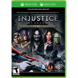 .: Injustice Gods Among Us Ultimate Edition :. Para Xbox360