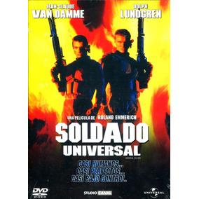 Dvd Soldado Universal ( Universal Soldier ) 1992 - Roland Em