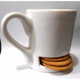 Taza Guardagalletas De Ceramica, Para Recuerdo Ó Regalo