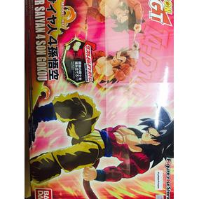 Goku Super Saiyan Ssj 4 Dragon Ball Z Figure Rise Standard