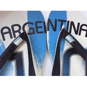 Ojotas Havaianas Argentina 10 Mundial