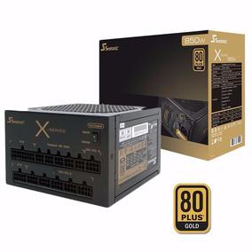 Fuente Seasonic 850w Reales X-850 80 Plus Gold Full Modular