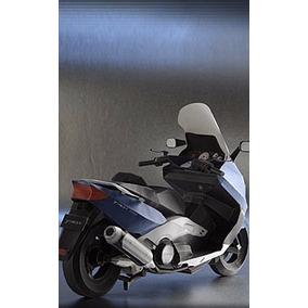 Moto Yamaha Tmax Para Armar - Patrones Plantillas