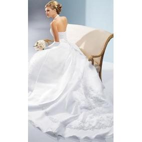 Vestido De Noiva 36 Michaelangelo - Pronta Entrega - Vn00049