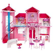 Barbie Mansión Malibu
