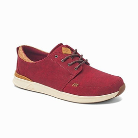 Tenis Reef Rover Low Tx Red Rf003595, Casuales