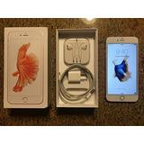 Apple Iphone 6s Plus 64gb- Factory Desbloqueado Oro Rosa