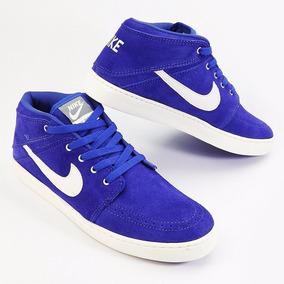 Tenis Nike Suketo Sb Cano Alto Skate Casual Estilo Bota