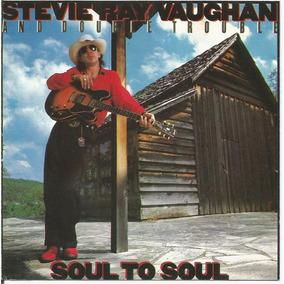 Stevie Ray Vaughan - Soul To Soul - Cd - Ver O Video
