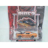 Maisto 1967 Ford Mustang Gt 1:64 Ridez