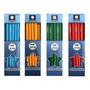 4 cajas de lápices + 4 pegatinas