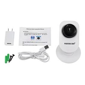 Câmera Ip 1.0mp 720p Hd Wireless Wifi Audio Sd Promoção