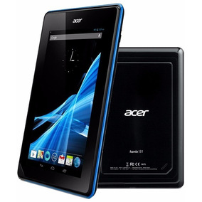 Tablet Acer Iconia B1-a71 Tela 7 1.2ghz 8gb Wifi Camera Gps