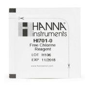 Hanna Instruments Reactivo En Polvo Para Cloro Hi 701 - 25