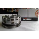 Canasta Embrague Completa Keeway Tx - Txm - Rkv 200 Original