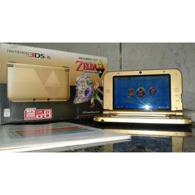 Nintendo 3ds Edição Limitada Zelda+desbloqueio A Sua Escolha