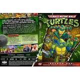 Serie Las Tortugas Ninja - Temporada 7 Y 8 - 1987 (digital)