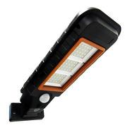 Foco Led Solar Chip Led Panel Sensor 12 Horas Ml02343