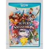 Nintendo Wii U - Super Smash Bros. For Wii U