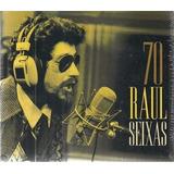 Cd Box - Raul Seixas - 70 Anos (lacrado) 04 Cds