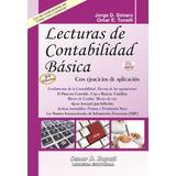 Lecturas De Contabilidad Básica - 3ra Ed Tonelli - Simaro
